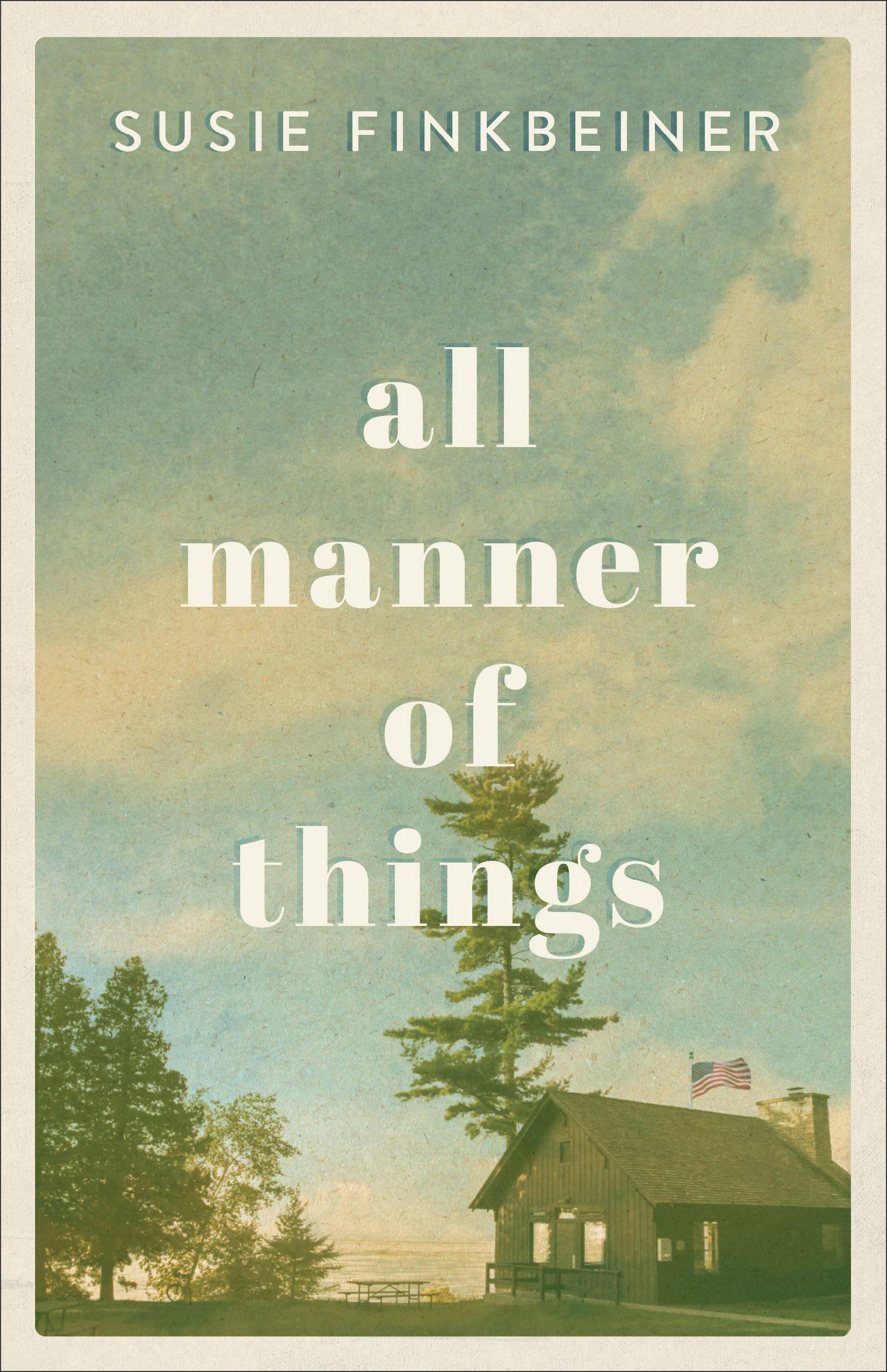 All Manner of Things Book Cover