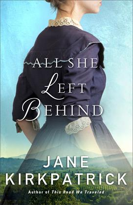 All She Left Behind Book Cover