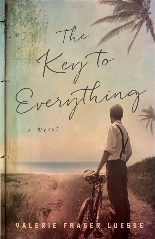 The Key to Everything cover