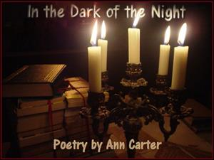 dark of night poetry ann carter pic